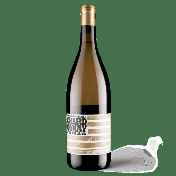 Charles and Charles, Chardonnay, 2016