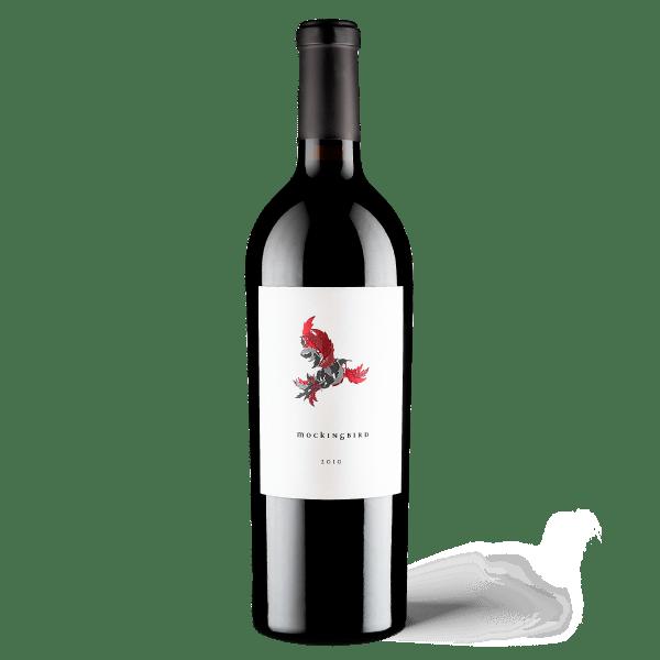 Tuck Beckstoffer Wines, Mockingbird Red, 2010