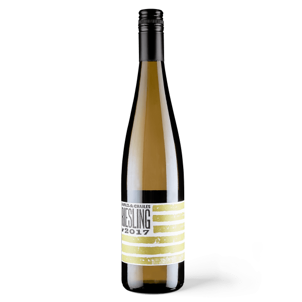 Charles and Charles, Riesling, 2017